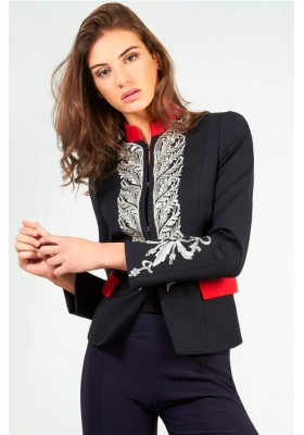 BLAZER LISANDRA RED