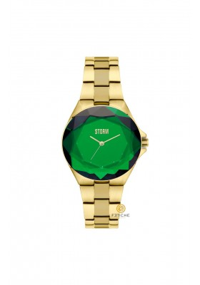 CRYSTANA WATCH GREEN