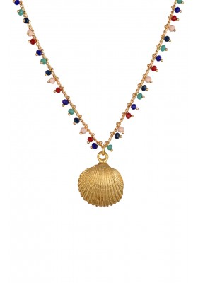 CARIBBEAN QUEEN NECKLACE