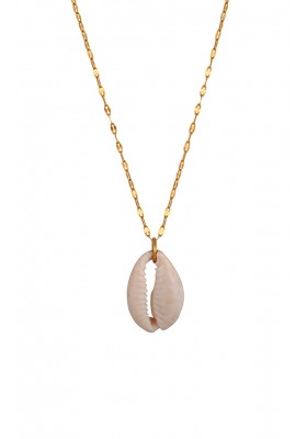 NECKLACE COWRIE LOVERS
