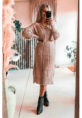 VESTIDO DE PUNTO KNIT MIDI DRESS SPELL & THE GYPSY