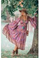 BIANCA GOWN WISTERIA SPELL & THE GYPSY