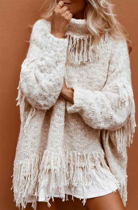 KIMBA KNIT SWEATER ALMOND SPELL & THE GYPSY