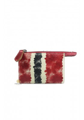 MINI MONEDERO SNAKE ROJO