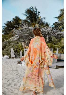 MADISON MAXI ROBE CORAL SPELL & THE GYPSY
