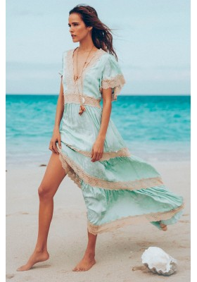 VESTIDO OCEAN GOWN BY SPELL & THE GYPSY