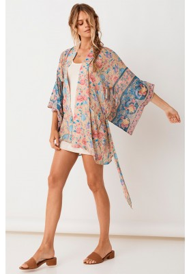 SEASHELL SHORT ROBE  SPELL & THE GYPSY
