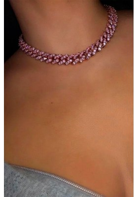 CHOCKER CRISTALES JOYA