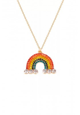COLLAR HAPPY RAIMBOW