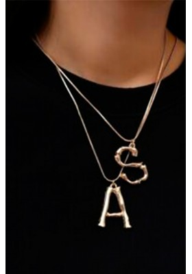 COLLAR INICIAL ¨S¨