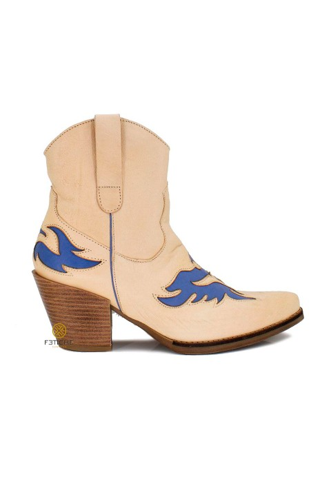 BOTINES CAMPEROS BLUE BIRD