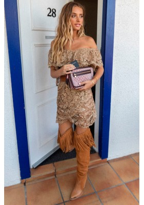 VESTIDO NINA SHIFT DRESS BY SPELL & THE GYPSY