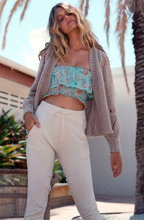SEVEN MILE ORGANIC COTTON  TRACKIES SPELL THE GYPSY