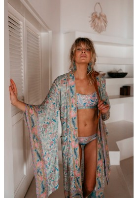 KIMONO MAXI OASIS OPAL BY SPELL & THE GYPSY DESIGNS