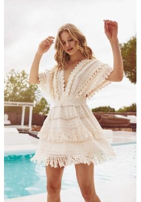 LUNA DRESS BY FETICHE SUANCES