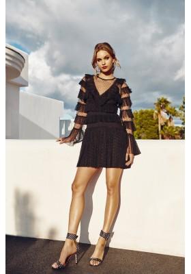 ALANA DRESS BLACK