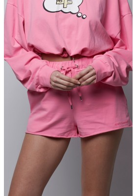 SHORTS SF ROSA BY SPACE FLAMINGO
