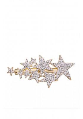 HORQUILLA CELESTILA STARS IN GOLD