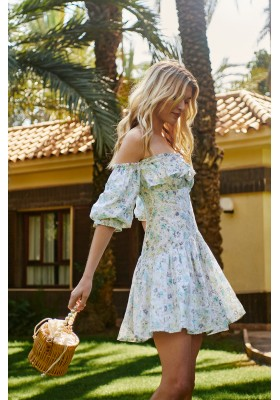 MEDITERRANEO DRESS FETICHE SUANCES