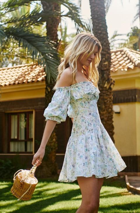 MEDITERRANEO DRESS FETICHE SUANCES