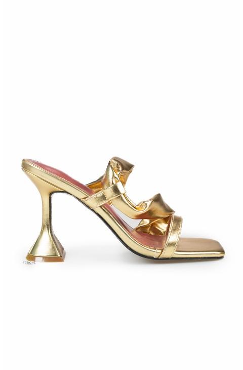 SANDALIAS GOLD