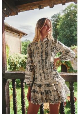 PARÍS DRESS BY FETICHE SUANCES