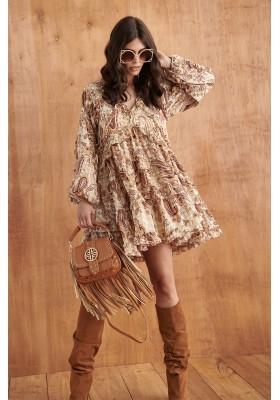 BLANCHETT DRESS BY FETICHE SUANCES