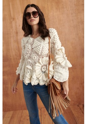 ASTRID SWEATER BY FETICHE SUANCES