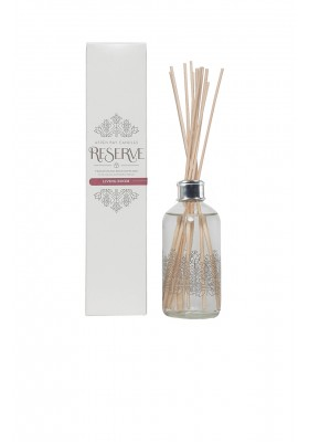 LIVING ROOM RESERVE DIFFUSER ASPEN BAY CANDLES